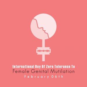 Journée internationale tolérance zéro à l'égard des mutilations génitales féminines/excision